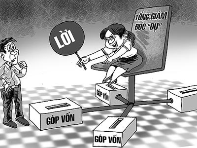 Nửa triệu người Việt ngừng bán hàng đa cấp - 1