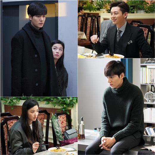 """Lee Min Ho ghen tuông trong """"Huyền thoại biển xanh"""" - 1"""
