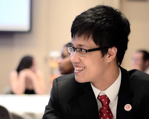 Nể phục 3 chàng trai Việt nhận học bổng ĐH Harvard - 1