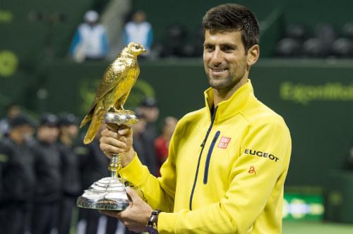"""Qatar Open ngày 3: Murray """"hú vía"""" vào tứ kết - 4"""