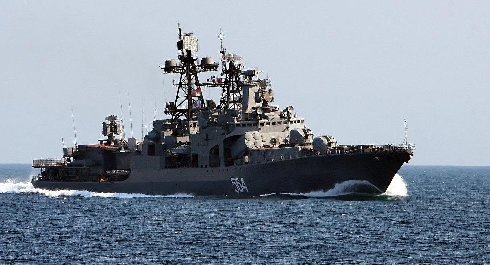 Chiến hạm Nga bất ngờ tới Philippines tập trận chung - 1