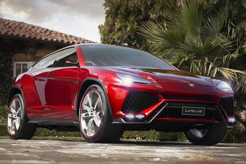 """Lamborghini Urus sẽ là """"siêu xe SUV hybrid"""" - 1"""