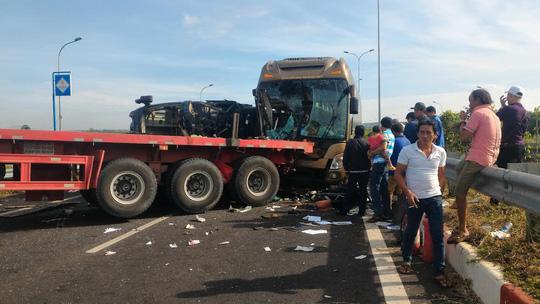 Hình ảnh thảm khốc trên cao tốc TPHCM - Long Thành - Dầu Giây - 3