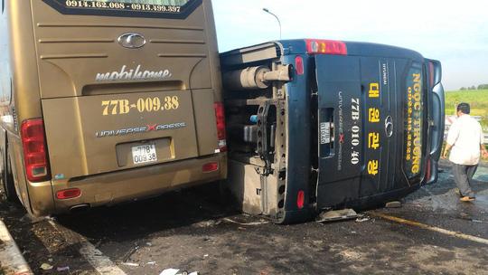 Hình ảnh thảm khốc trên cao tốc TPHCM - Long Thành - Dầu Giây - 6