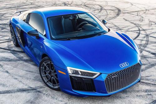 Ngắm Audi R8 V10 đầu tiên đạt sức mạnh 1.250 mã lực - 1
