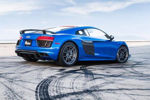 Ngắm Audi R8 V10 đầu tiên đạt sức mạnh 1.250 mã lực - 7