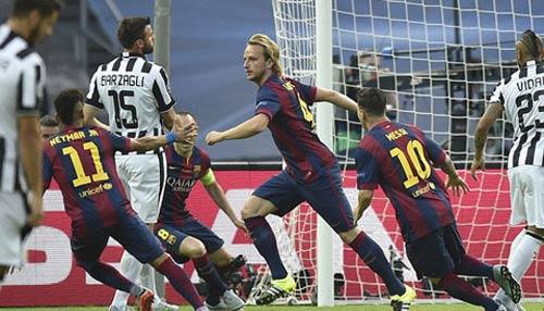 Tin chuyển nhượng 4/1: Juventus nhòm ngó Rakitic - 1