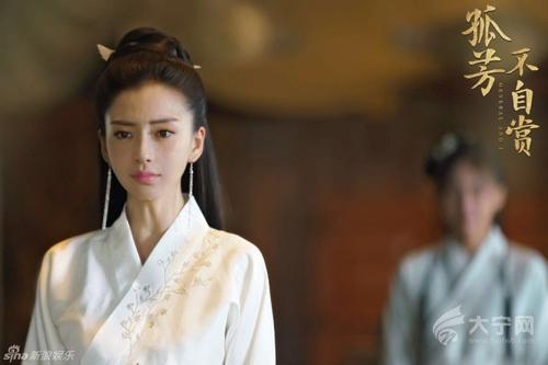 Vợ Huỳnh Hiểu Minh bầu sắp đẻ vẫn quá xinh trong phim mới - 5