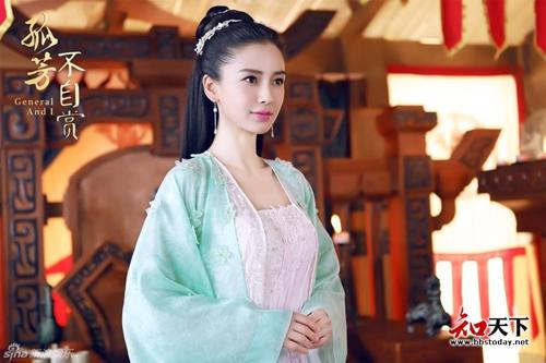 Vợ Huỳnh Hiểu Minh bầu sắp đẻ vẫn quá xinh trong phim mới - 6