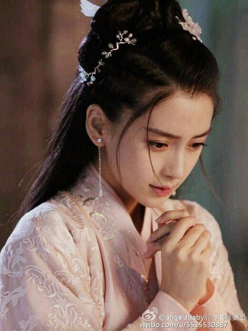 Vợ Huỳnh Hiểu Minh bầu sắp đẻ vẫn quá xinh trong phim mới - 7