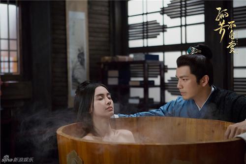 Vợ Huỳnh Hiểu Minh bầu sắp đẻ vẫn quá xinh trong phim mới - 17