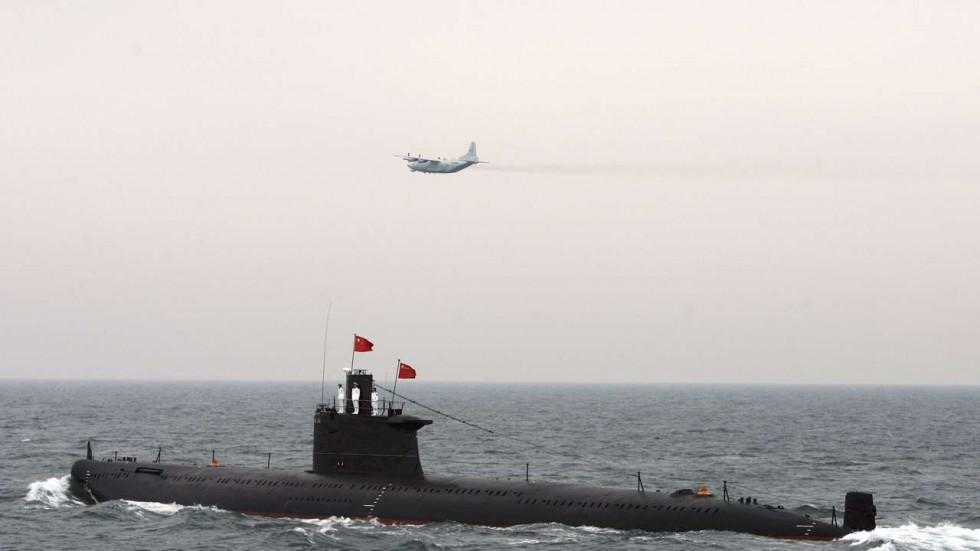Mạng lưới liên lạc tàu ngầm TQ bí mật ở Thái Bình Dương - 2