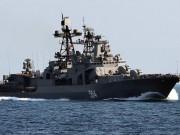 Thế giới - Chiến hạm Nga bất ngờ tới Philippines tập trận chung