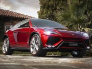 """Tin tức ô tô - Lamborghini Urus sẽ là """"siêu xe SUV hybrid"""""""