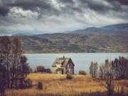 Du lịch - Những ngôi nhà hoang tại thị trấn 'ma' ở Bắc Cực