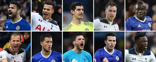 Chi tiết Tottenham - Chelsea: Đứt chuỗi 13 trận thắng (KT) - 11