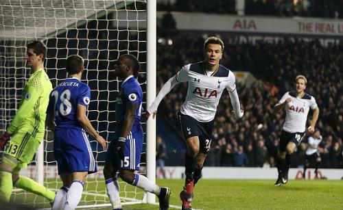 """Tottenham - Chelsea: """"Nổ tung"""" bởi 2 cú đánh đầu - 1"""