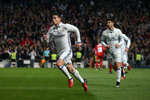 Real Madrid - Sevilla: Đêm của SAO 50 triệu bảng - 1