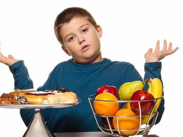Không chú ý những điều này, trẻ em dễ bị bệnh béo phì