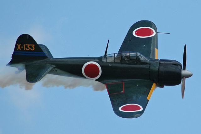 Phi công Mỹ nhảy khỏi máy bay, bắn hạ chiến đấu cơ Nhật - 3