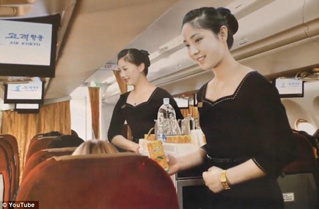 Triều Tiên tung bộ ảnh tiếp viên hàng không xinh như mộng - 4