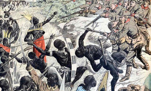 Đức bị kiện vì vụ thảm sát 10 vạn người dân Namibia - 1