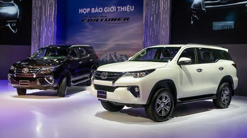 Toyota Fortuner 2017 giá từ 981 triệu đồng tại Việt Nam - 1
