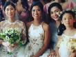 Hà Tăng lộ bầu lớn trong tiệc cưới thượng lưu nhà chồng