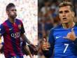 Cuộc đua số 1: Sau Ronaldo – Messi là Neymar – Griezmann