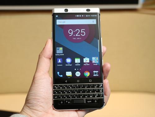 BlackBerry Mercury chính thức trình làng - 1