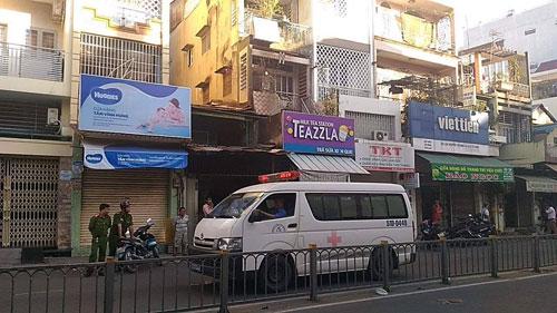 Điều tra nghi án nổ súng bắn chết người ở Sài Gòn - 1