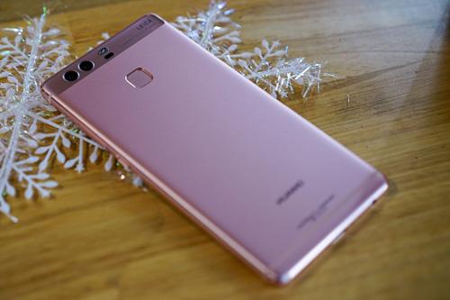 Huawei P9 vàng hồng: Khi thời trang bắt tay cùng công nghệ - 2
