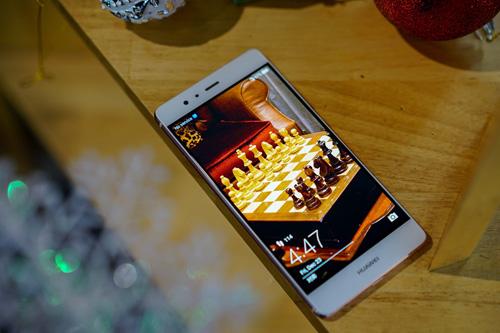 Huawei P9 vàng hồng: Khi thời trang bắt tay cùng công nghệ - 1
