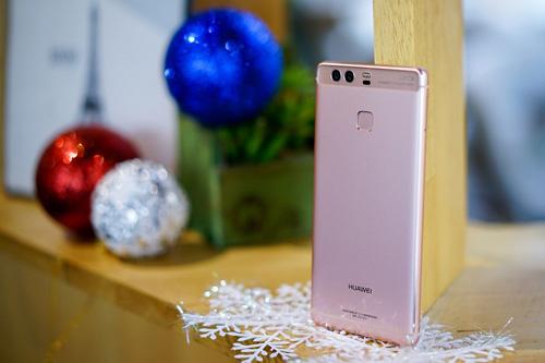 Huawei P9 vàng hồng: Khi thời trang bắt tay cùng công nghệ - 5