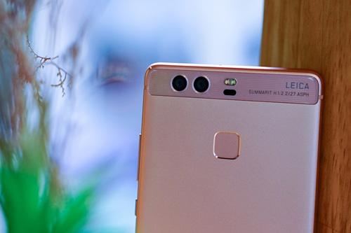 Huawei P9 vàng hồng: Khi thời trang bắt tay cùng công nghệ - 3