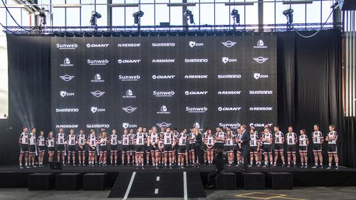 Sunweb trở thành nhà tài trợ chính thức của đội đua xe đạp GIANT - 1