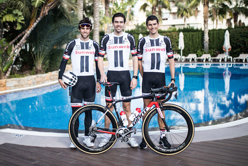 Sunweb trở thành nhà tài trợ chính thức của đội đua xe đạp GIANT - 3