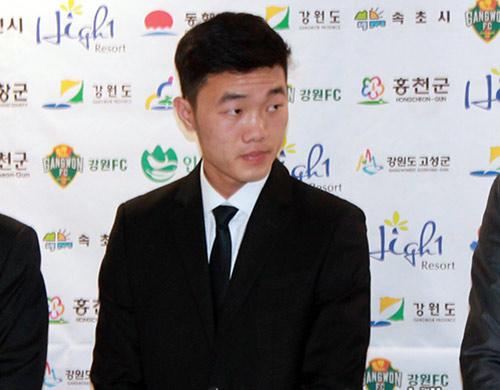 Xuân Trường noi gương Công Vinh, ra mắt đại gia Hàn Quốc - 1