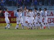 Bóng đá - Vòng 1 V-League: Mưa bàn thắng, dấu ấn sao trẻ, sức nóng CĐV