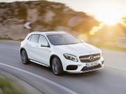 Những nét mới thú vị trên Mercedes-Benz GLA 2018