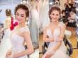 Lâm Khánh Chi liên tục mặc áo cưới, tiết lộ sắp lấy chồng