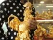 Bộ sưu tập tượng Gà mạ vàng làm quà tặng tết ý nghĩa 2017
