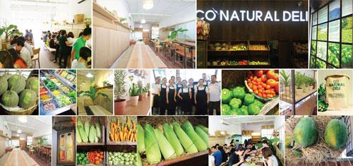 10 năm xây dựng thương hiệu nông sản VN với bữa ăn từ nông trại sạch - 5