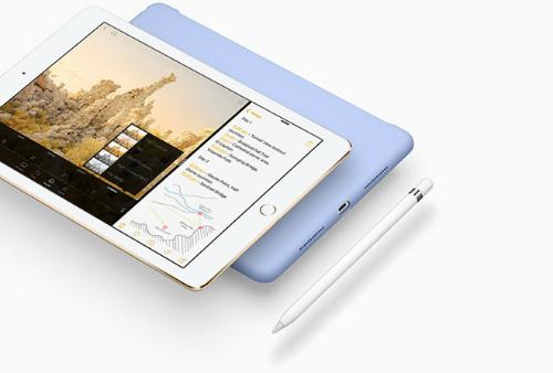 Apple sẽ công bố 3 mẫu iPad mới trong quý hai năm nay - 1