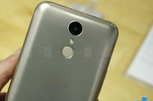 Trên tay LG K10 cấu hình tầm trung - 4