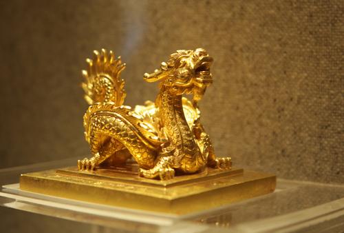 Ngắm 16 bảo vật quốc gia lần đầu tiên được trưng bày - 12