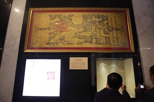 Ngắm 16 bảo vật quốc gia lần đầu tiên được trưng bày - 18
