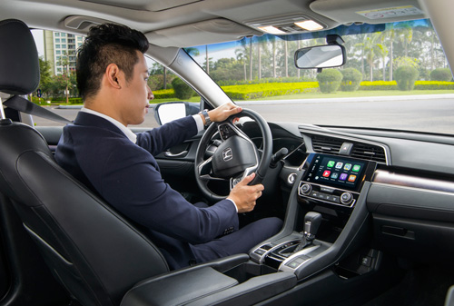 Honda Việt Nam công bố giá bán chính thức của Honda Civic thế hệ 10 - 1