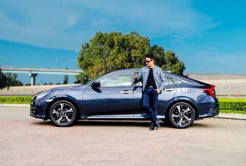 Honda Việt Nam công bố giá bán chính thức của Honda Civic thế hệ 10 - 2