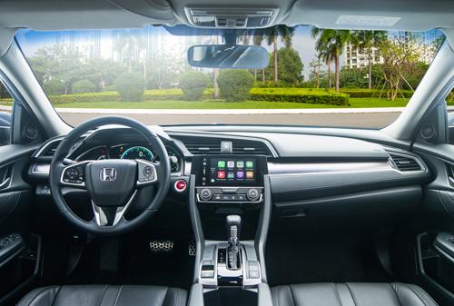 Honda Việt Nam công bố giá bán chính thức của Honda Civic thế hệ 10 - 3
